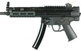 """PTR PTR600 PTR-9C Pistol 8.86"""" 30rd M-LOK Black"""