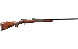 "Weatherby MDXM378WR8B Mark V Deluxe Bolt 28"" 2+1 Walnut Stock Blued"