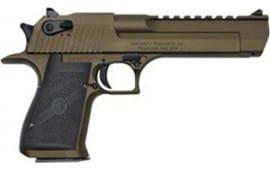 Magnum Research DEXIX6BB MK XIX Comp SYS 6 357 44 & 50 Burnt Bronze