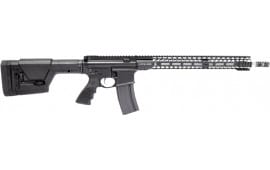 """Stag Arms STAG580020L 15L 18"""" 25rd 16.5"""" M-LOK Black Left Hand"""