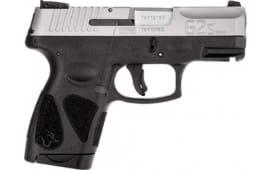 Taurus 1G2S4039 G2S 40S 3.2 6rd Black/Stainless