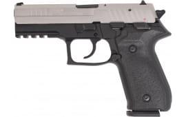 Arex REXZERO1S-08 REX Zero Nickel/Black 17rd