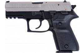 Arex REXZERO1CP-08 REX Zero Compact Nickel/Black 15rd