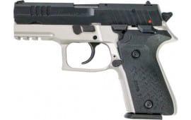 Fime REXZERO1CP-13 REX Zero 1CP Pistol FS 2-15rd Mag Grey Polymer