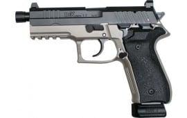 Fime REXZERO1T-13 REX Zero 1T Pistol FS 2-20rd Mags Grey Polymer