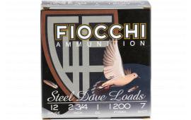 Fiocchi 12DLS17 Steel DV/QU 1OZ - 25sh Box