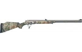 "T/C Arms 10168512 Break Open 28"" Adjustable Fiber Optic 209 Primer Synthetic Realtree All Purpose Stock"