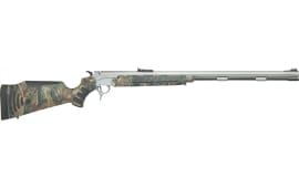 "T/C Arms 28205743 Break Open Black Powder 28"" Adjustable Fiber Optic 209 Primer FlexTech Realtree Camo"