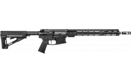 Zev Technologies RIFLETR15BILCF22316B AR 15 Billet Rifle 16 Carbon FIB