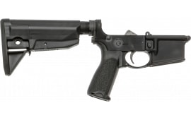 Bravo LRG-STK-MOD BCM Lower w/Stock Mod 0 AR Platform Black