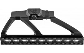 Arsenal SM13 Accessory Rail For AK Variants Picatinny/Quick Release Style Black Finish