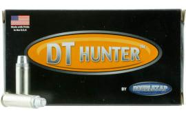DoubleTap Ammunition 38S158HC50 DT Hunter 38 Special +P 158  GR Semi-Wadcutter - 50rd Box