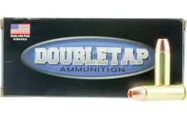 DoubleTap Ammunition 500275X Desert Tech Hunter 500 Smith & Wesson Magnum 275 GR Barnes XPB - 20rd Box