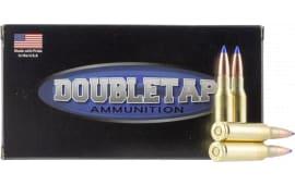 DoubleTap Ammunition 7M08140X DT Longrange 7mm-08 Remington 140  GR Barnes Tipped TSX - 20rd Box