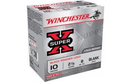 "Winchester Ammo XBP10 Super-X Black Powder Blank 10 GA 3"" - 25rd Box"