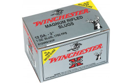 "Winchester Ammo X123RS15VP Super-X 12 GA 3"" 1oz Slug Shot - 15sh Box"