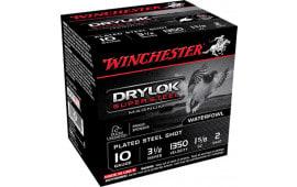 "Winchester Ammo XSC102 Drylock 10 GA 3.5"" 1-5/8oz #2 Shot - 250sh Case"