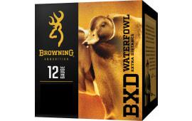 "Browning Ammo B193411230 BXD Extra Distance 12 GA Steel Waterfowl 3"" 1-1/4oz BB Shot - 250sh Case"
