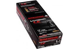 Winchester Ammo S17HMR1LF Varmint 17 Hornady Magnum Rimfire (HMR) 15.5 GR Polymer Tip - 50rd Box