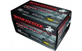 Winchester Ammo PP22LRH42U 42 Max 22 Long Rifle 42  GR Power-Point - 50rd Box