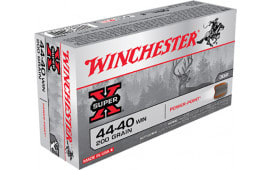 Winchester Ammo X4440 Super-X 44-40 Winchester 200  GR Soft Point - 50rd Box