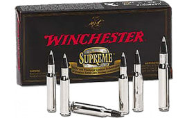 Winchester Ammo SBST243SS Supreme 243 Winchester Super Short Magazine 55  GR Ballistic Silvertip - 20rd Box