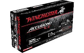 Winchester Ammo S325WSMCT Supreme 325 Winchester Short Magnum 200 GR AccuBond CT - 20rd Box