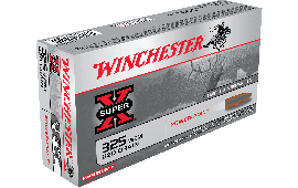 Winchester Ammo X325WSM Super-X 325 Winchester Short Magnum 220  GR Power-Point - 20rd Box