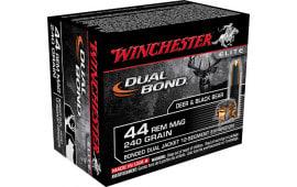 Winchester Ammo S4570DB Supreme 45-70 Government 375  GR Dual Bond - 20rd Box