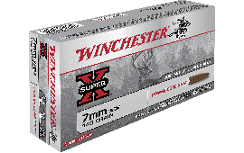 Winchester Ammo X7MMWSMLF Super-X 7mm Winchester Short Magnum 140 GR Power Core - 20rd Box