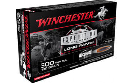 Winchester Ammo S300LR Expedition 300 Winchester Magnum 190  GR AccuBond - 20rd Box