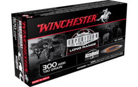 Winchester Ammo S300SLR Expedition 300 WSM 190  GR AccuBond - 20rd Box