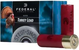 "Federal FT158F4 Strut-Shok Turkey 12 GA 3"" 1-7/8oz #4 Shot - 10sh Box"