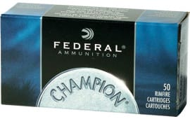 Federal 737 Champion 22 Win Mag Full Metal Jacket 40  GR - 50rd Box