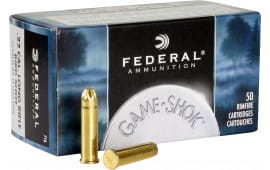 Federal 716 Standard 22 Long Rifle #12 Shot 25  GR - 50rd Box