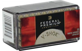Federal P770 V-Shok 17 Hornady Magnum Rimfire (HMR) 17  GR TNT Jacketed Hollow Point - 50rd Box