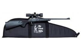 """Keystone Sporting Arms Crickett Gen 2 Package 22LR Rifle, 16.125"""" Synthetic Black - 2240BSC"""