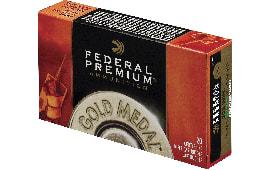 Federal GM338LM2 Premium 338 Lapua Mag Sierra MatchKing Bthp 300  GR - 20rd Box