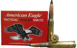 Federal XM17C XM M17C Tracer 50 Browning Machine Gun (BMG) 618  GR Full Metal Jacket - 10rd Box