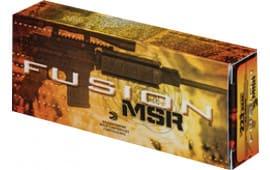Federal F308MSR1 Fusion MSR 308 Winchester/7.62 NATO 150  GR Fusion - 20rd Box