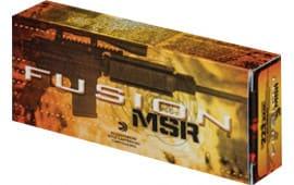 Federal F338FMSR2 Fusion MSR Medium Game 338 Federal 185  GR - 20rd Box