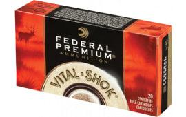 Federal P338TT2 Vital-Shok 338 Win 200 GR Trophy Bonded Tip 20Bx/10Case - 20rd Box