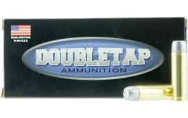 DoubleTap Ammunition 500400HC Desert Tech Hunter 500 Smith & Wesson Magnum 400 GR Hard Cast - 20rd Box