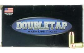 DoubleTap Ammunition 10MM180T50 DT Target 10mm Automatic 180 GR Full Metal Jacket - 50rd Box