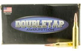 DoubleTap Ammunition 243W85X DT Longrange 243 Winchester 85 GR Barnes TSX - 20rd Box