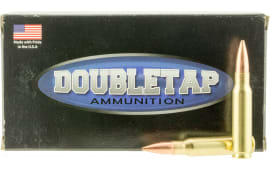 DoubleTap Ammunition 308W155HP DT Longrange 308 Winchester/7.62 NATO 155 GR Hollow Point Boat Tail - 20rd Box
