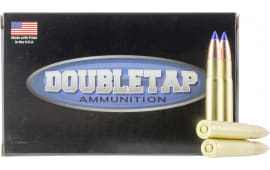 DoubleTap Ammunition 35W180X Desert Tech Safari 35 Whelen 180 GR Barnes Tipped TSX - 20rd Box