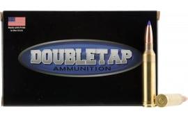 DoubleTap Ammunition 7M145X DT Longrange 7mm Remington Magnum 145 GR Barnes LRX LF - 20rd Box