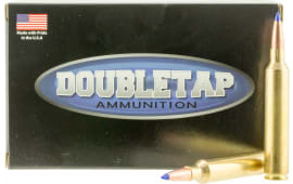 DoubleTap Ammunition 7RM145X DT Longrange 7mm Remington Ultra Magnum (RUM)145 GR Barnes LRX LF - 20rd Box