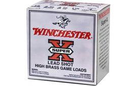 """Winchester Ammo X28H6 Super-X High Brass Game 28GA 2.75"""" 1oz #6 Shot - 250sh Case"""